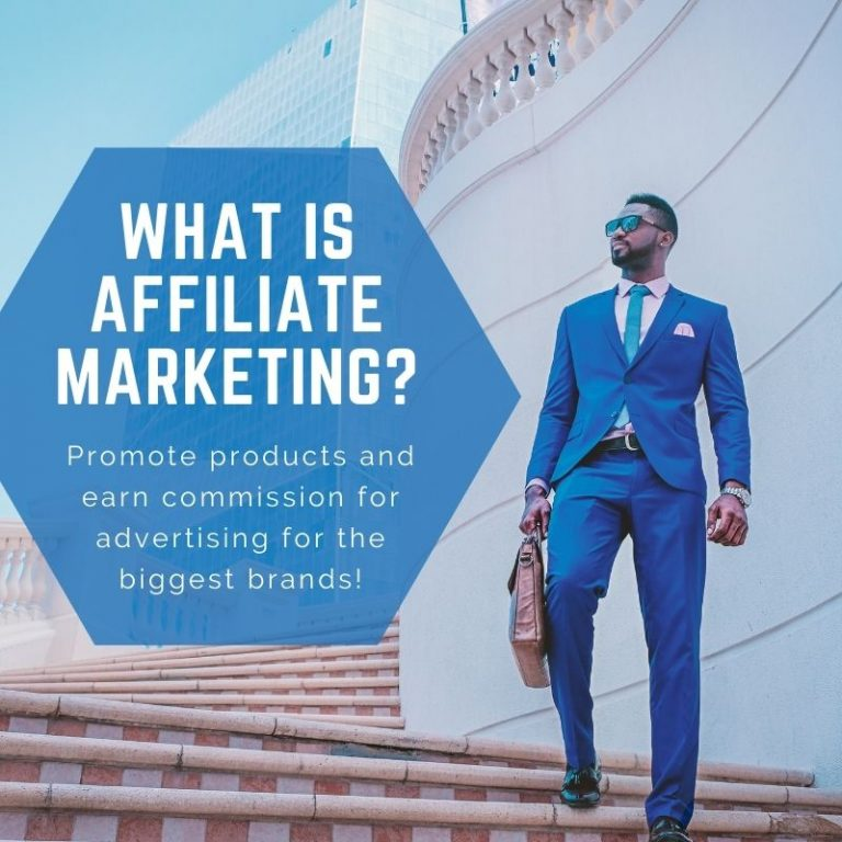 What is affiliate marketing? How to Become an Affiliate Marketer